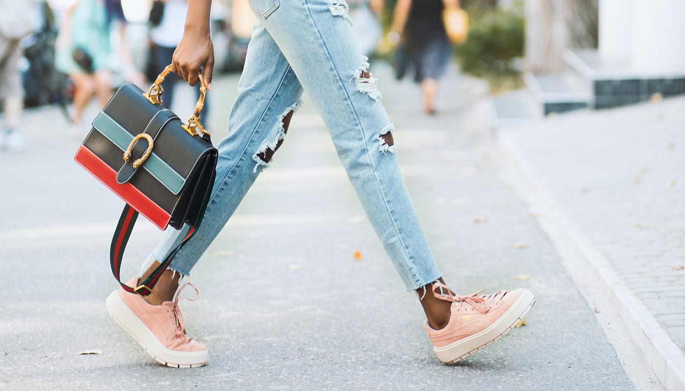 take walking breaks to avoid burnout