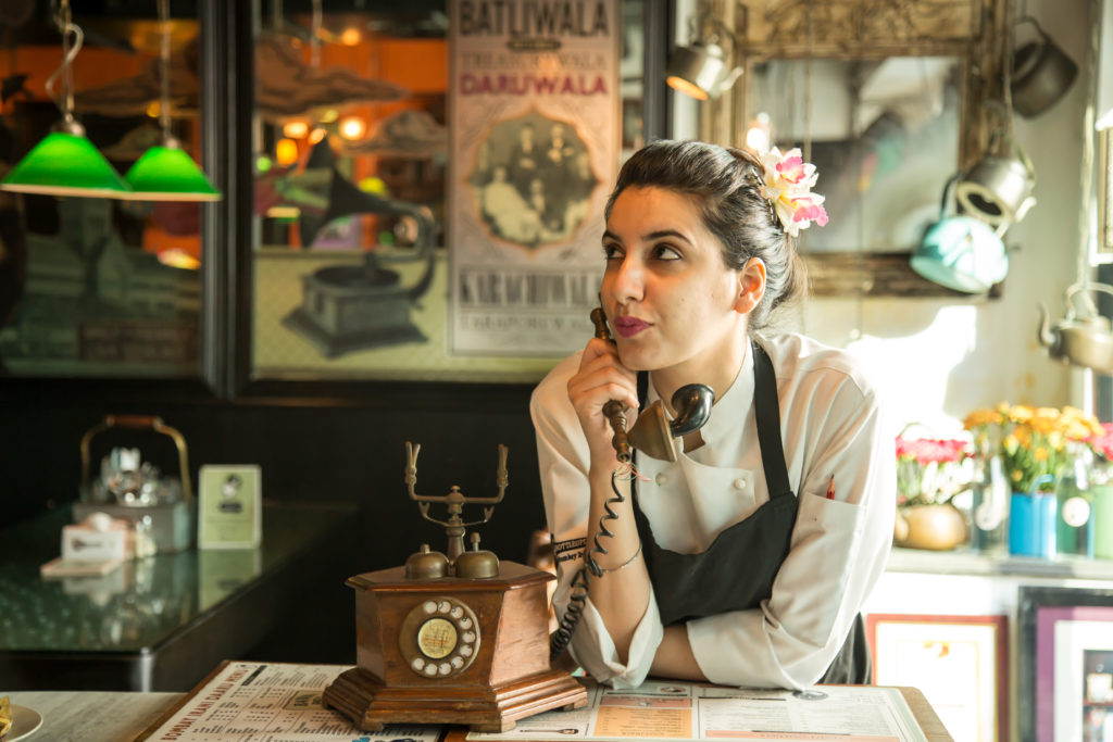 Chef Anahita Dhondy SodaBottleOpenerWala morning routine