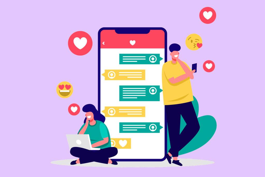 dating virtual tinder