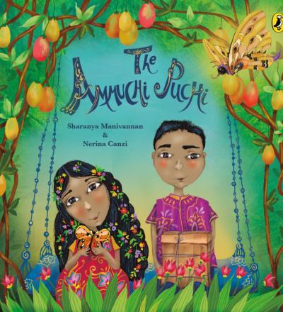 children's book ammuchi puchi
