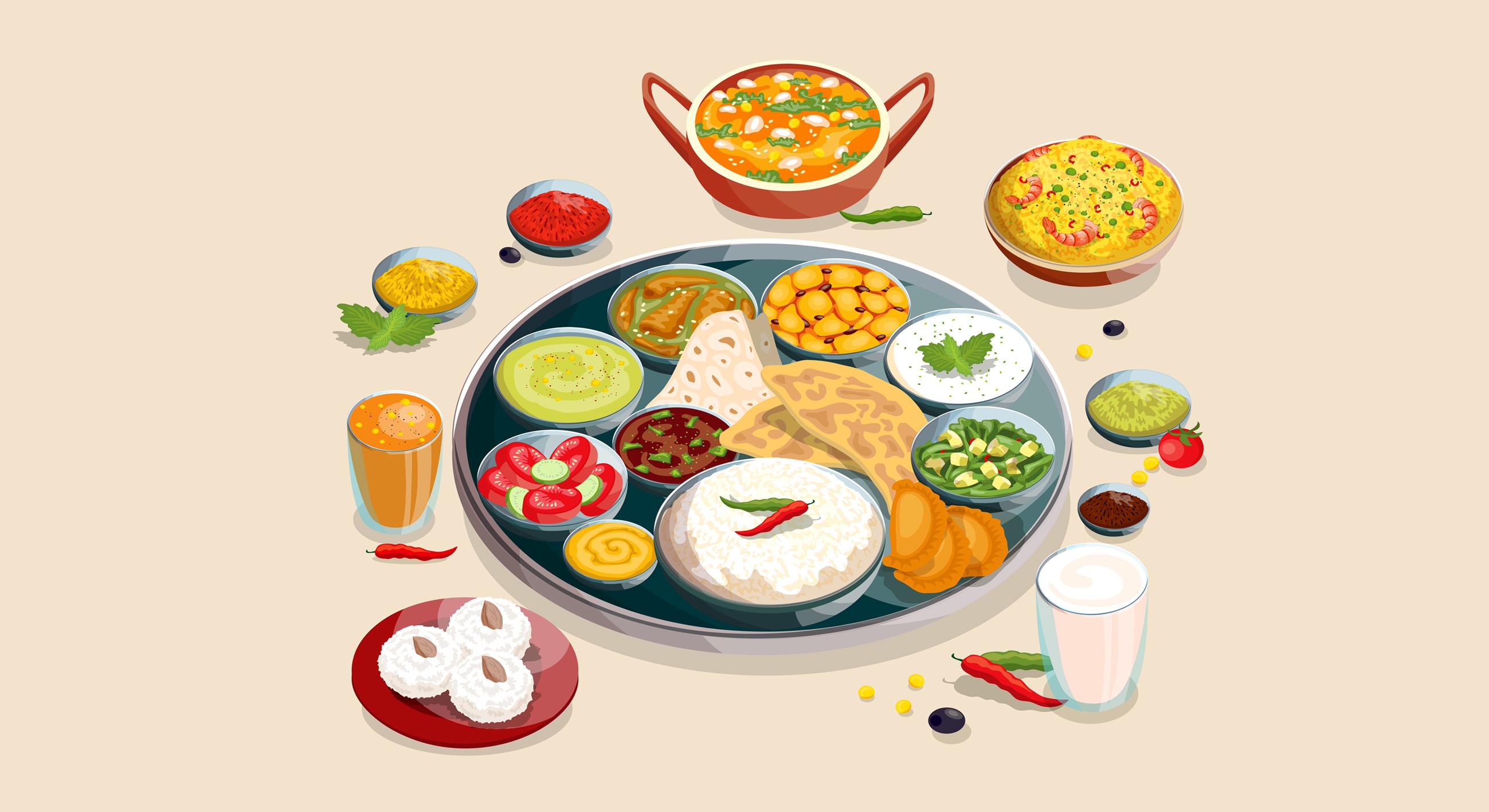 Lok Sabha Canteen food