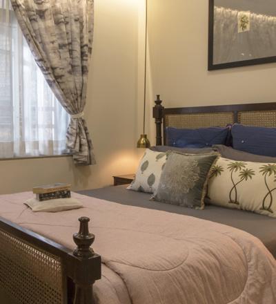 Karan Berry bedroom