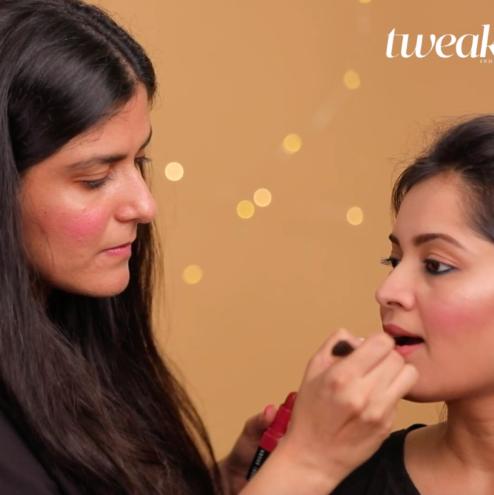 Namrata Soni makeup video