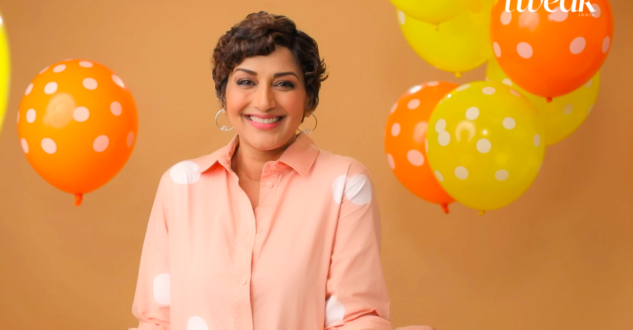 Sonali Bendre how to talk to kids about anything