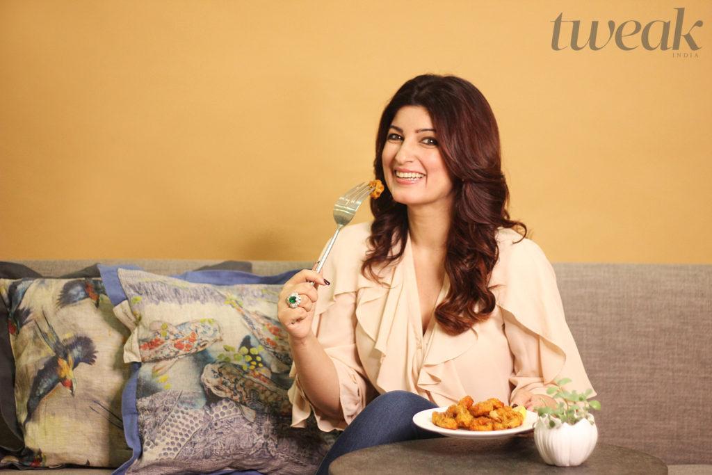 Twinkle Khanna Tweak India