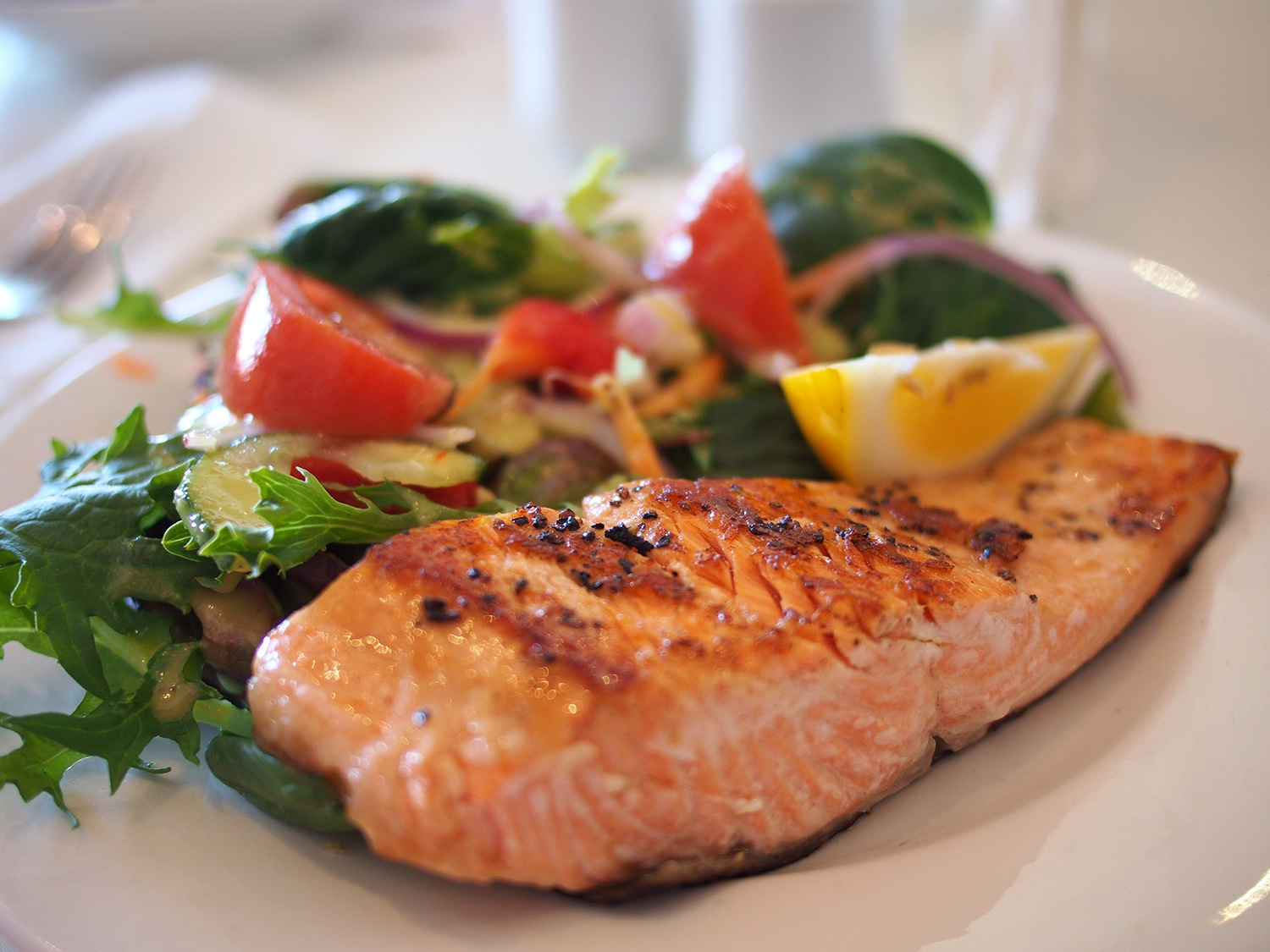 salmon fish healthy omega 3