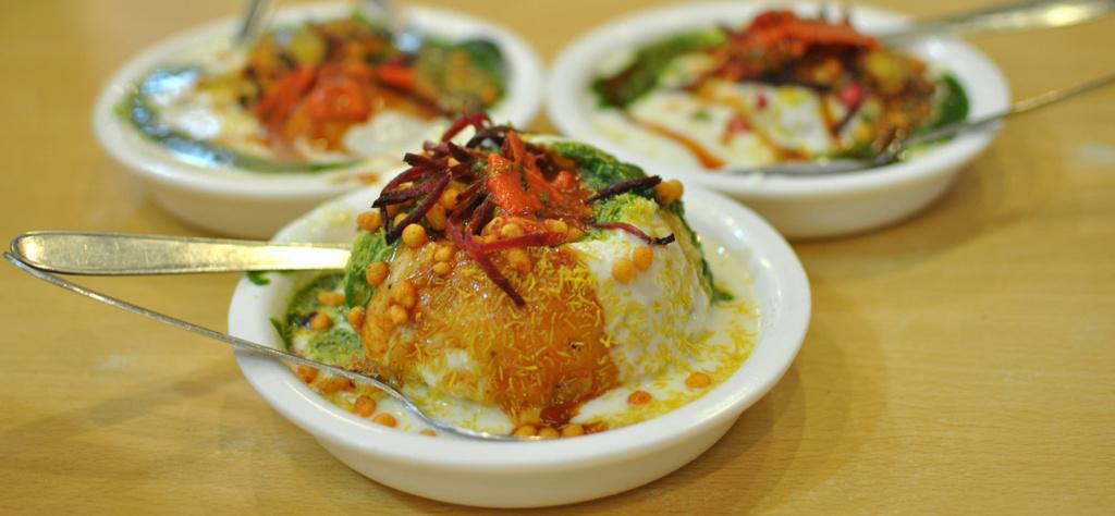 sev puri lok sabha food feature