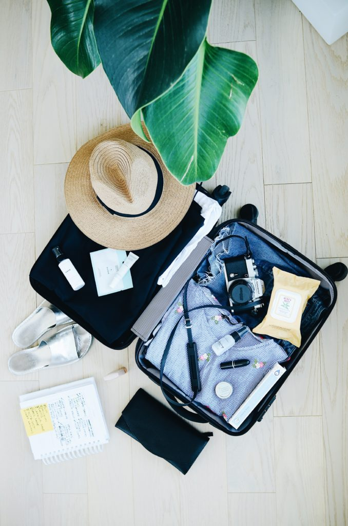 Travelling light is key to sustainable travel