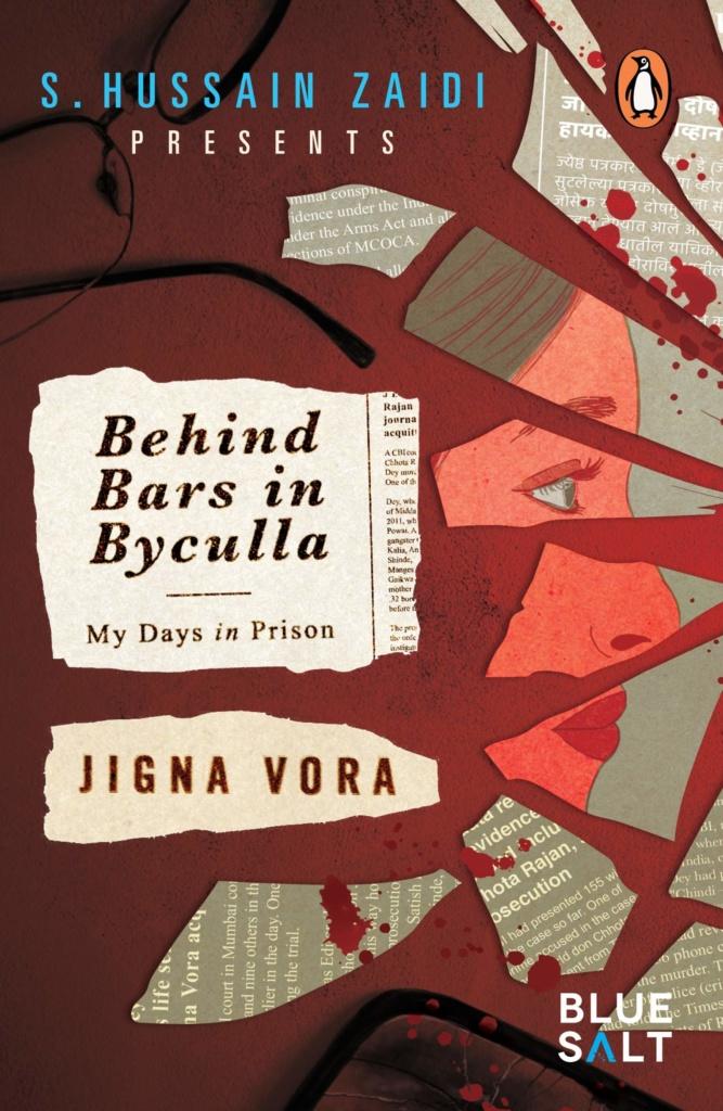 Jigna Vora Behind bars in Byculla