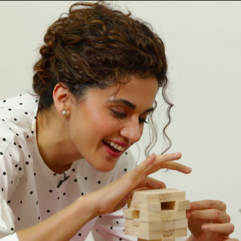 Feature image for Taapsee Pannu