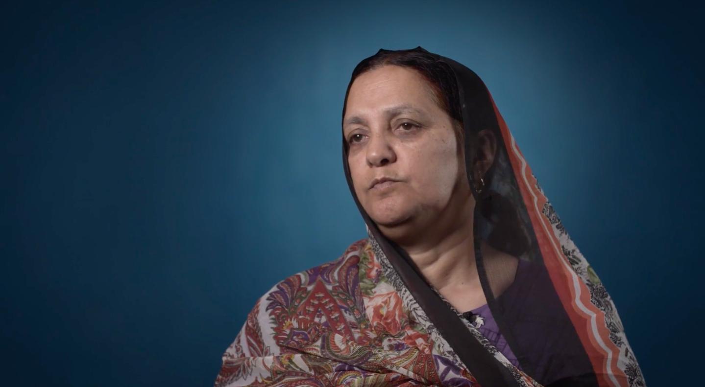 parveena ahanger bbc influential women