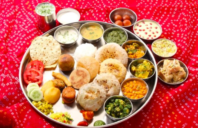 Rahul Akerkar best meals thali