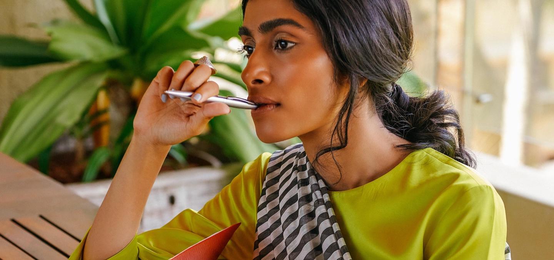 work career indian woman sari tweak india