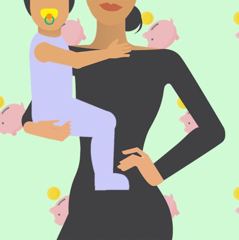 Single mother savings series