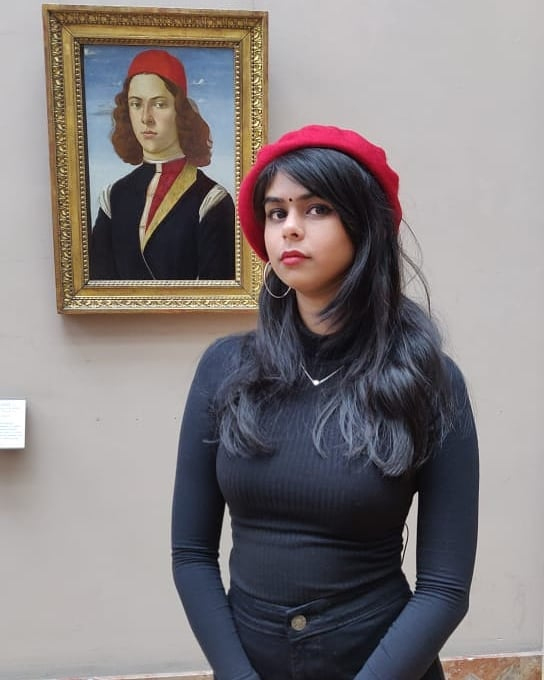 aranya johar poet bbc influential women india