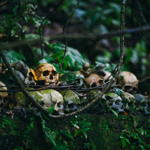 featured image most haunted places in India