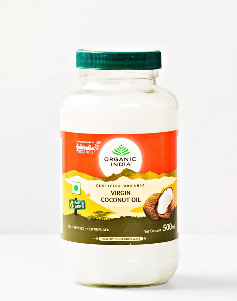 fabindia coconut oil organic india