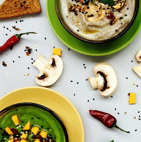 gourmet food brand feature image