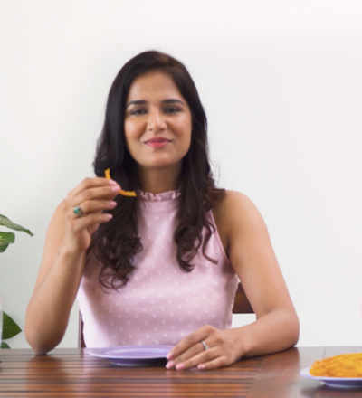 jalebi tweak india food fight supriya joshi shipra khanna