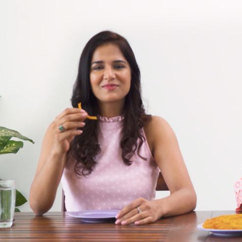 jalebi tweak india food fight supriya joshi shipra khanna