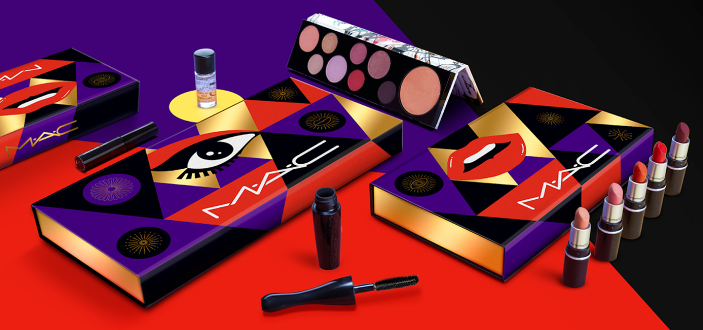mac diwali gift set