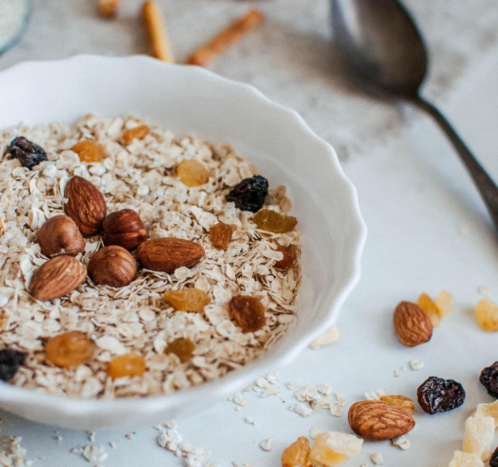 detox diet cereal