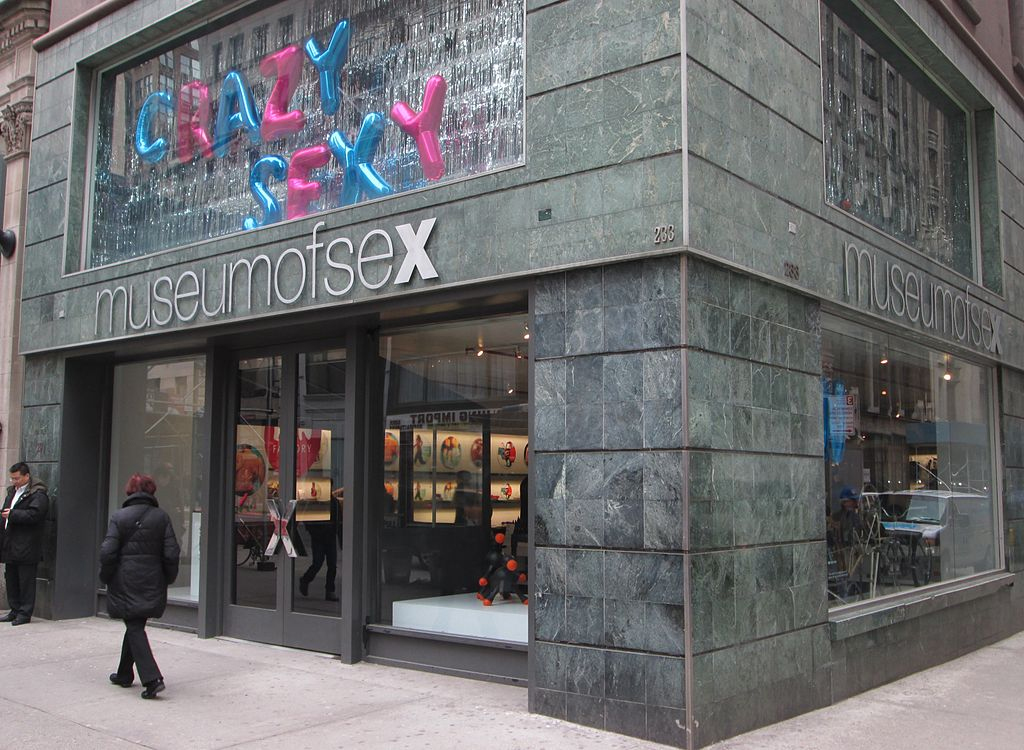 weird museum of sex