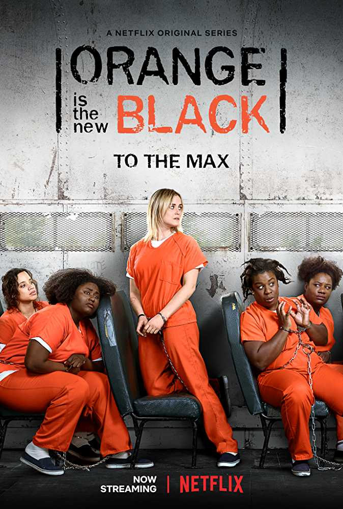 orange is the new black stream netflix