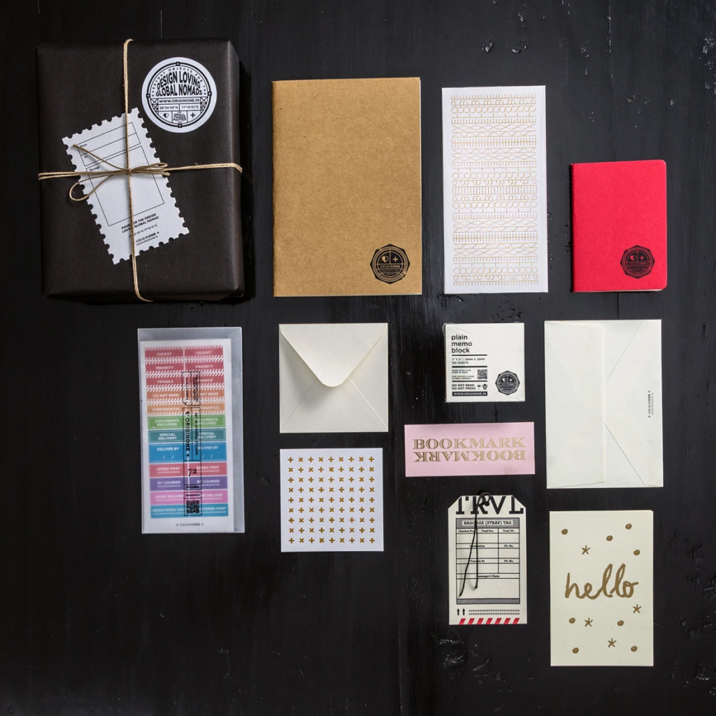 origin one stationery