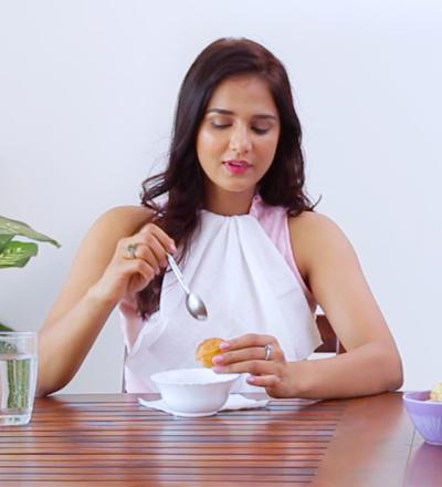 pani puri food fight tweak india supriya joshi