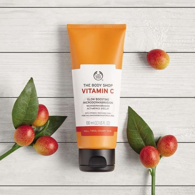 vitamin c body shop