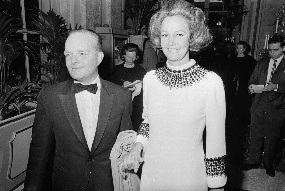 Writers and artists attended Truman Capote's party of the century