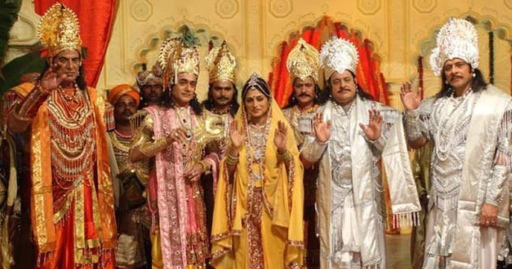 Doordarshan Mahabharata