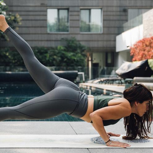 Aneesha Labroo fitness entrepreneurs
