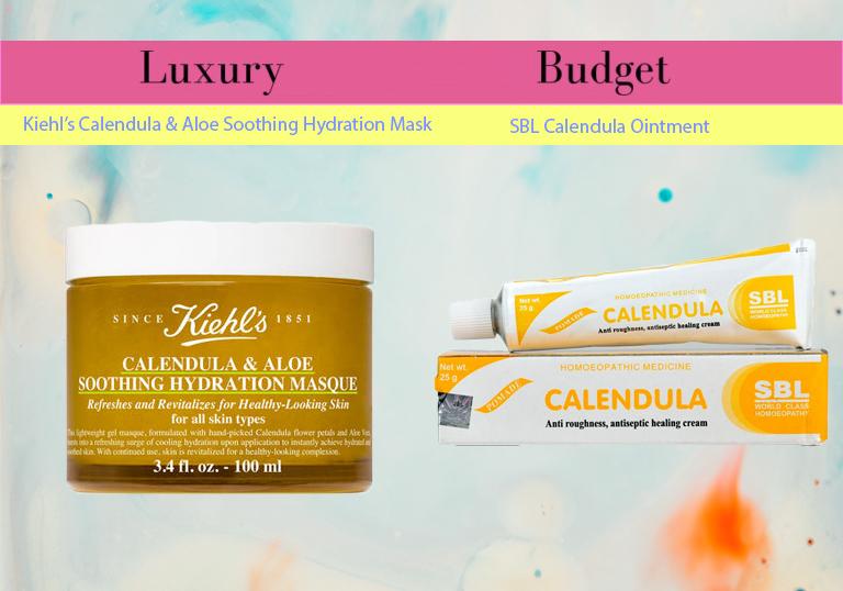 calendula skincare