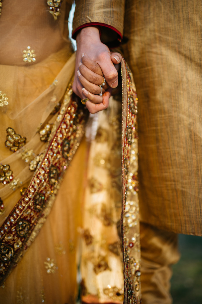 partner marriage indian couple