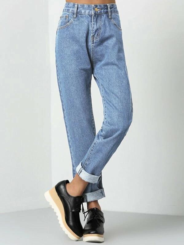 mom jeans shein crocs
