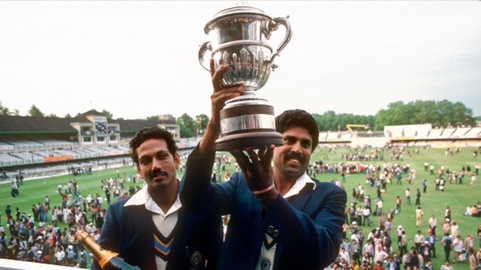 Kapil Dev World Cup 1983