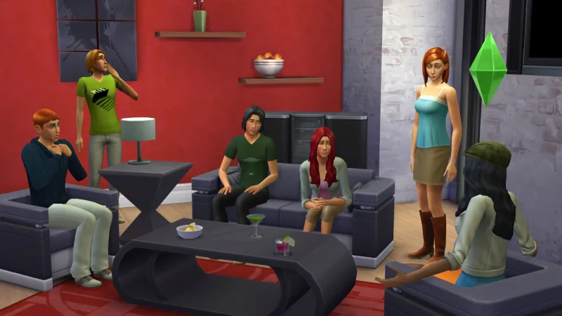 the sims family chronic illness