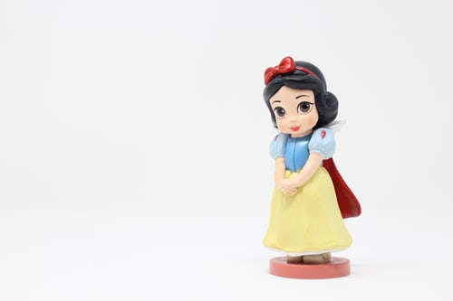 Snow White à la the Brothers Grimm
