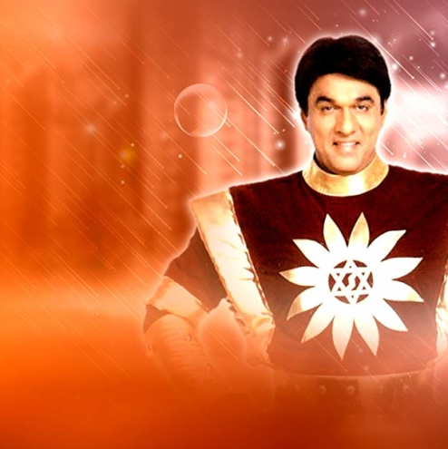 Shaktimaan on Doordarshan
