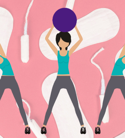 exercising during periods