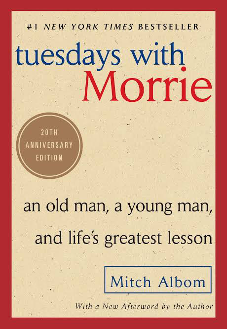 albom tuesdays with morrie books we love reading list