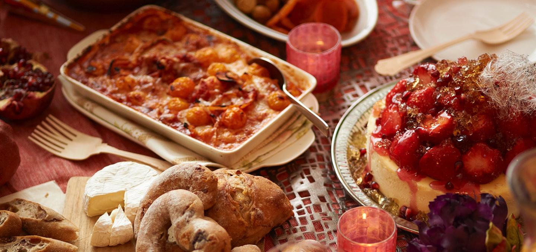 Christmas feasts