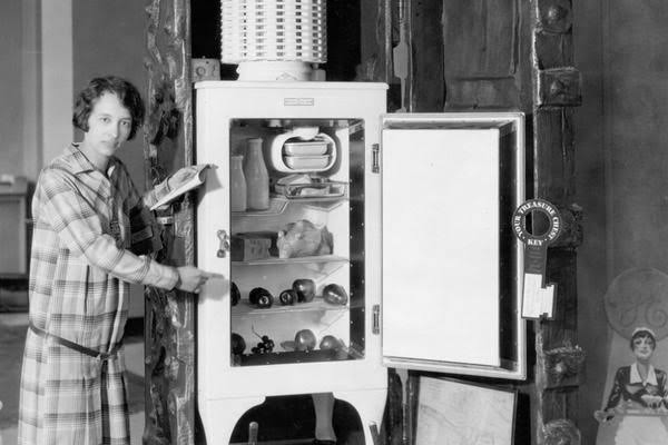 florence fridge women inventors