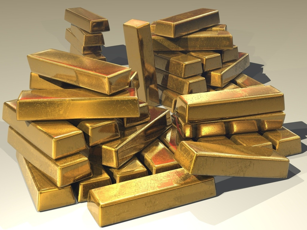 Invest in gold if you're saving money