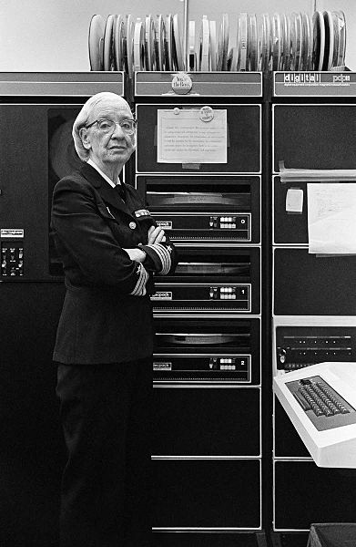 grace hopper women inventors