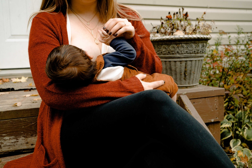 post-pregnancy weight loss breastfeeding