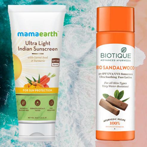 indian sunscreens best