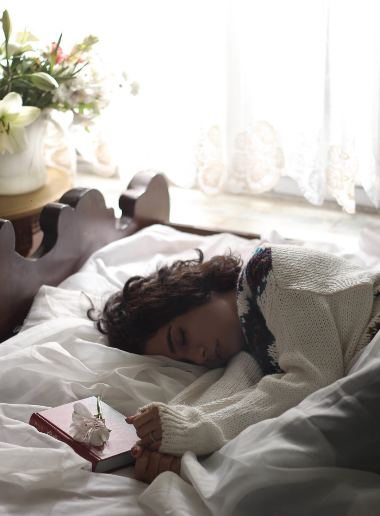 A good night's sleep is key to a good wellness regime